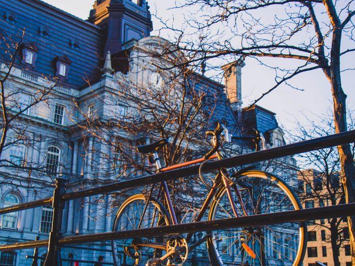 Scenes from Montréal
